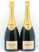 Grande Cuvée Krug  ---- - Lot of 2 Bottles
