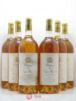 Château de Rayne Vigneau 1er Grand Cru Classé  2000 - Lot of 6 Magnums