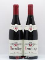 Hermitage Jean-Louis Chave  2007 - Lot of 2 Bottles