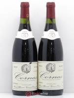 Cornas Chaillot Thierry Allemand  2000 - Lot of 2 Bottles