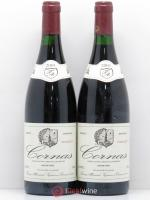 Cornas Chaillot Thierry Allemand  2001 - Lot of 2 Bottles