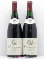 Cornas Chaillot Thierry Allemand  1999 - Lot of 2 Bottles