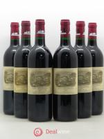 Château Lafite Rothschild 1er Grand Cru Classé  1994 - Lot of 6 Bottles