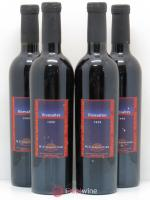 Rivesaltes Chapoutier 1999 - Lot of 4 Bottles