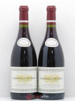 Chambolle-Musigny Jacques-Frédéric Mugnier  2002 - Lot of 2 Bottles