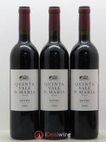 Portugal Van Zeller - Quinta Vale Dona Maria 2004 - Lot of 3 Bottles