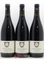 Chinon Clos de La Dioterie Charles Joguet (Domaine)  2009 - Lot of 3 Bottles