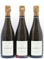 Cuvée 737 Jacquesson  ---- - Lot of 3 Bottles