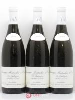 Chassagne-Montrachet 1er Cru Les Embrazées Leroy SA 2006 - Lot of 3 Bottles