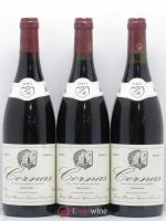 Cornas Thierry Allemand  2003 - Lot of 3 Bottles