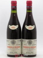 Chambolle-Musigny 1er Cru Les Charmes Grande Cuvée Vieilles Vignes Dominique Laurent 2002