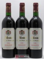 Madiran Château Montus-Prestige Alain Brumont 1998