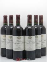 Château Sociando Mallet 2001