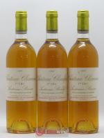 Château Climens 1er Grand Cru Classé 1989