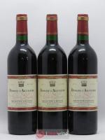 Coteaux du Languedoc Montpeyroux Domaine de l'Aiguelière  Cote Rousse A. Commeyras 2000