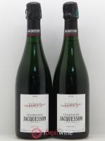 Avize DT (Dégorgement Tardif) Jacquesson  1995 - Lot of 2 Bottles