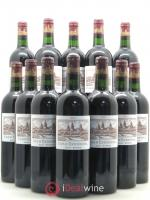 Bottle Cos d'Estournel 2ème Grand Cru Classé  2004 - Lot of 12 Bottles