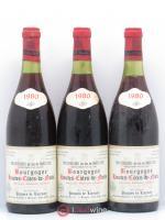 Hautes-Côtes de Nuits Lucenay 1980