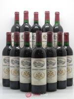 Bottle Château Camensac 5ème Grand Cru Classé  1985 - Lot of 12 Bottles