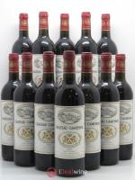 Bottle Château Camensac 5ème Grand Cru Classé  1995 - Lot of 12 Bottles