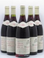 Chassagne-Montrachet 1er Cru Abbaye de Morgeot Fleurot Larose 2000