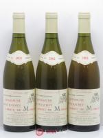 Chassagne-Montrachet 1er Cru Abbaye de Morgeot Fleurot Larose 2002