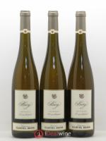 Alsace Burg Marcel Deiss (Domaine)  2011 - Lot of 3 Bottles