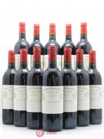 Bottle Château Cheval Blanc 1er Grand Cru Classé A  1994 - Lot of 12 Bottles