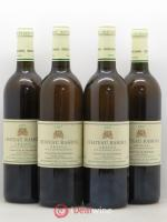 Château Rahoul  1997 - Lot of 4 Bottles