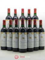 Bottle Château d'Armailhac - Mouton Baron(ne) Philippe 5ème Grand Cru Classé  1988 - Lot of 12 Bottles