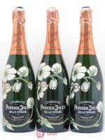 Cuvée Belle Epoque Perrier Jouët  1996 - Lot of 3 Bottles