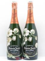 Cuvée Belle Epoque Perrier Jouët  1996 - Lot of 2 Bottles
