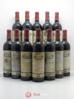 Bottle Château Loudenne Cru Bourgeois  2000 - Lot of 12 Bottles