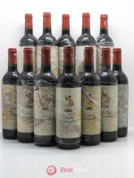 Bottle Château d'Armailhac - Mouton Baron(ne) Philippe 5ème Grand Cru Classé  2002 - Lot of 12 Bottles