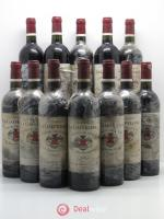 Bottle Château la Gaffelière 1er Grand Cru Classé B  2003 - Lot of 12 Bottles