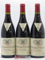 Côtes du Rhône Château de Fonsalette SCEA Château Rayas 1995