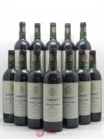 Bottle Sarget de Gruaud Larose Second Vin 1998