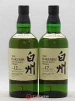 Whisky Single Malt Hakushu 12 ans Suntory