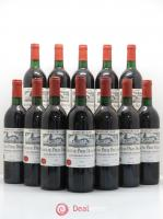 Bottle Château Pavie Decesse Grand Cru Classé  1985 - Lot of 12 Bottles