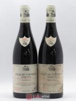 Clos de Vougeot Grand Cru Domaine Guillon 2002