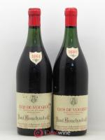 Clos de Vougeot Grand Cru Paul Bouchard 1961