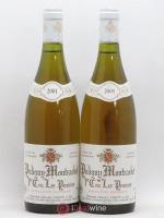 Puligny-Montrachet 1er Cru Les Perrières Gérard Chavy et Fils 2001