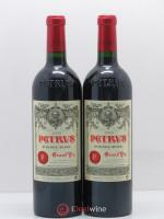 Petrus  2003 - Lot of 2 Bottles