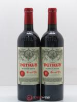 Petrus  2006 - Lot of 2 Bottles