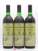 Rioja DOCa Vina Albina Gran Reserva 1978