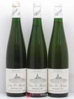 Riesling Clos Sainte-Hune Trimbach (Domaine)  1996 - Lot of 3 Bottles