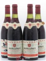Mercurey Faiveley Domaine de La Croix Jacquelet 1982
