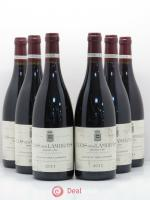 Clos des Lambrays Grand Cru Domaine des Lambrays  2011 - Lot of 6 Bottles