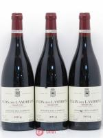 Clos des Lambrays Grand Cru Domaine des Lambrays  2014 - Lot of 3 Bottles