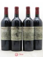 Domaine de Chevalier Cru Classé de Graves  2001 - Lot of 4 Bottles